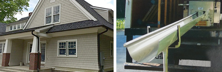 Seamless Gutter Pa Leaf Protection Systems Gutter Guards